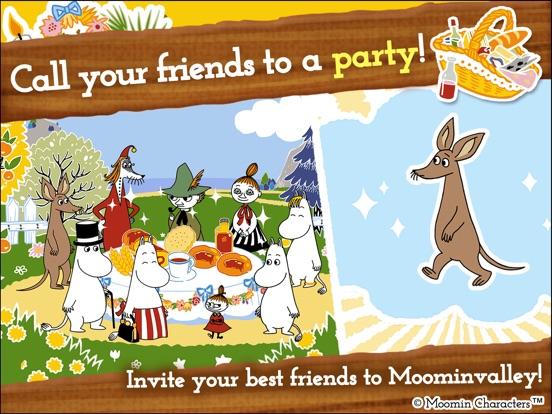 Игра MOOMIN Welcome to Moominvalley