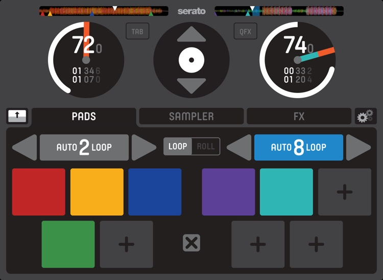 Serato Remote screenshot-0