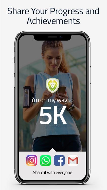 5K Runner: Couch Potato to 5K screenshot-6