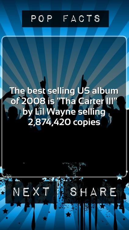 Pop Facts screenshot-4