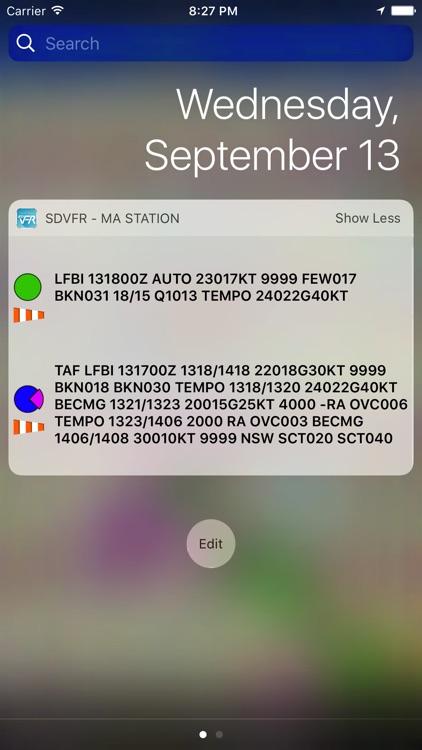 SDVFR screenshot-4