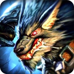 Ninja Werewolf-Shadow werewolf