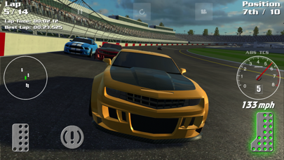 Screenshot from Thunderdome GT