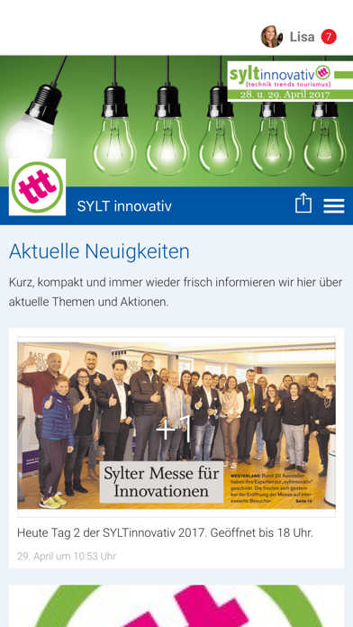 SYLT innovativ screenshot 1
