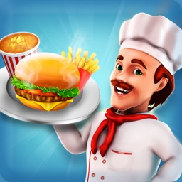 Master Kitchen Cooking Game