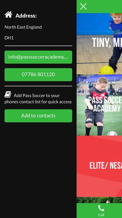 Pass Soccer Academy