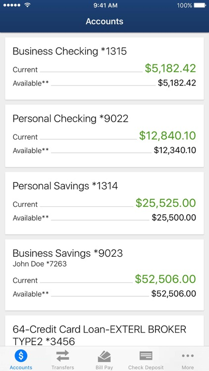CBTx Mobile Banking screenshot-1