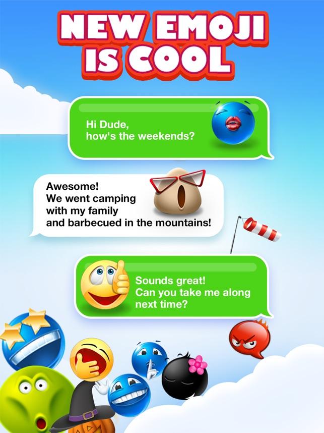 5000 Emoji On The App Store