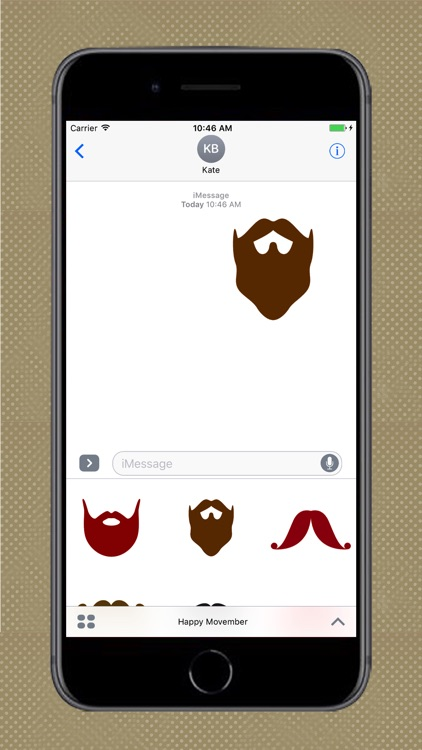 Happy Movember screenshot-3