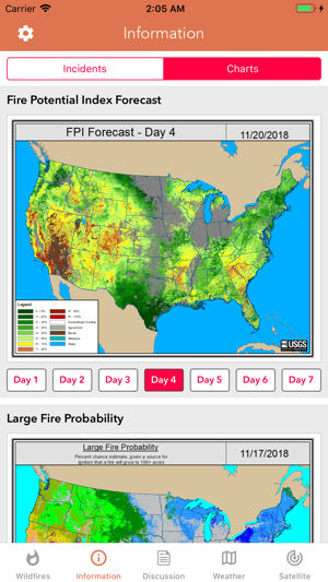 Wildfire Fire Map Info en App Store