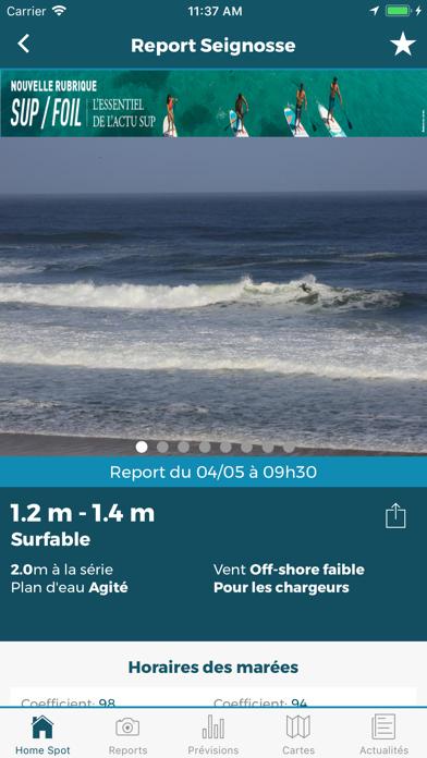 Surf Reportのおすすめ画像7