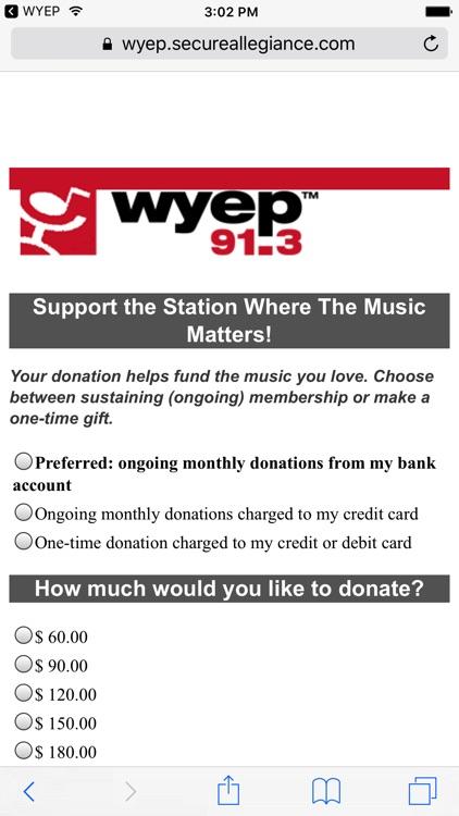 WYEP FM