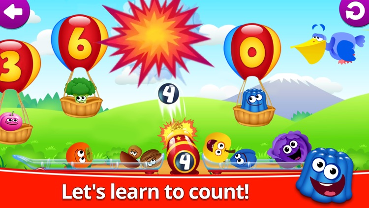 Learning Games 4 Toddlers Kids