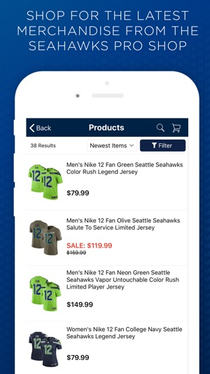 Seattle Seahawks on the App Store 2ccacb688