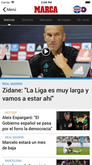 download MARCA - Diario deportivo apps 3
