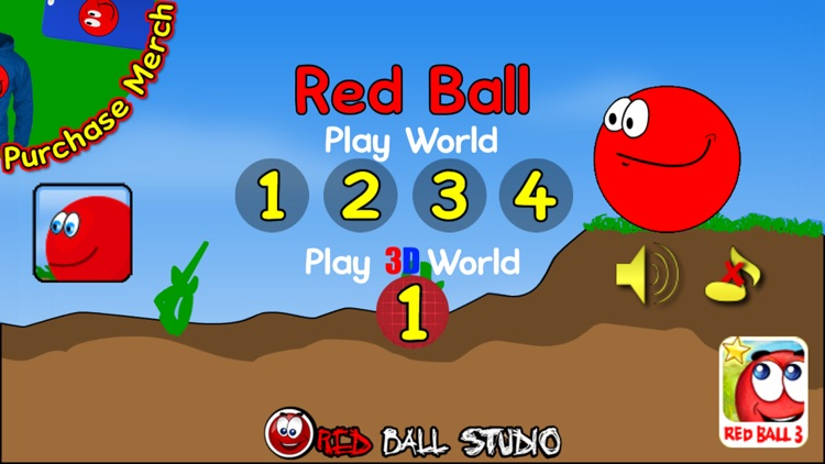 Red Ball screenshot-0