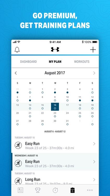 Map My Run by Under Armour screenshot-4