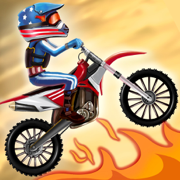 极限飞车轻量版 -- 自行车/摩托车特技竞速赛车游戏