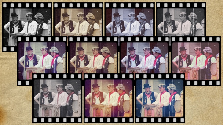 Vintage Film Camera: Retro Art