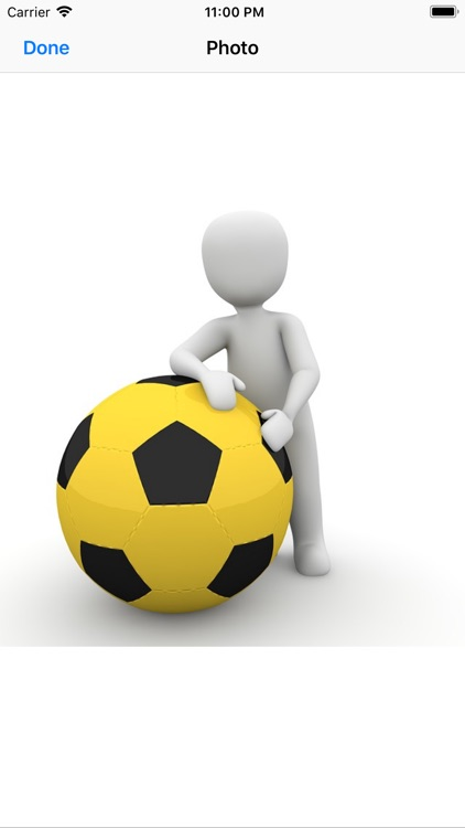 Human and Football Stickers screenshot-3
