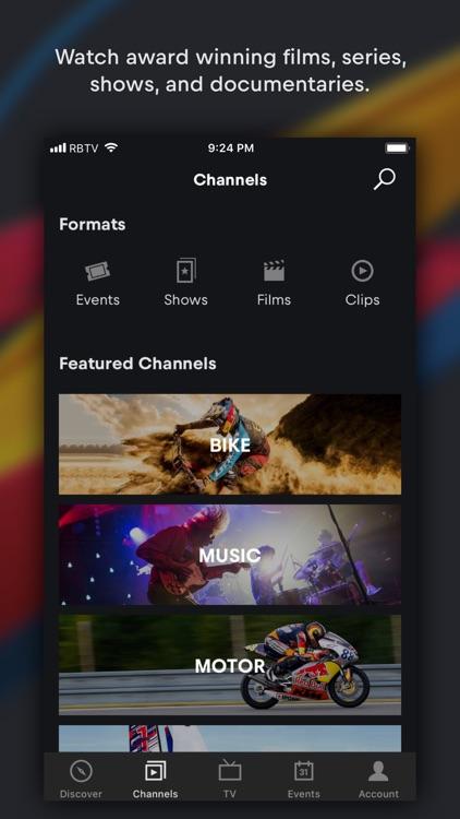 Red Bull TV screenshot-3