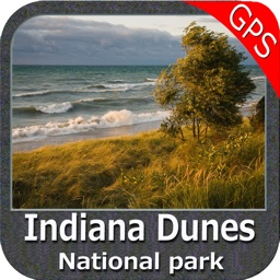 Indiana Dunes National Park - GPS Map Navigator