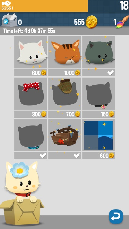 Hungry Cat Picross screenshot-3