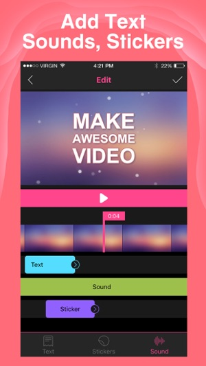 Intro Maker- yt intro designer on the App Store