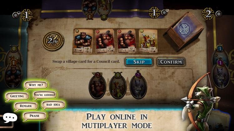 Harald: A Game of Influence screenshot-3