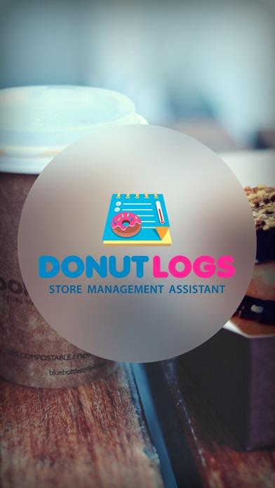 Donut Logs