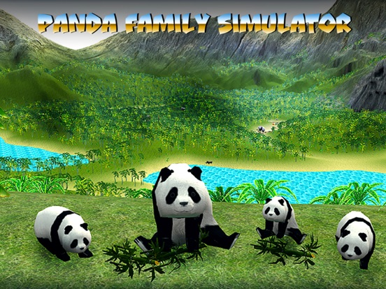 Panda Family Simulator screenshot 5