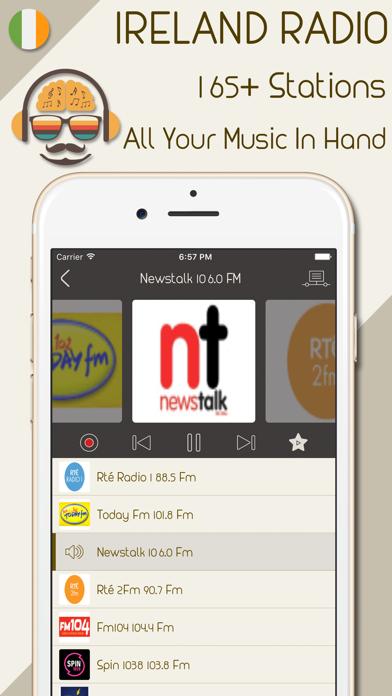 点击获取Live Ireland Radio Stations