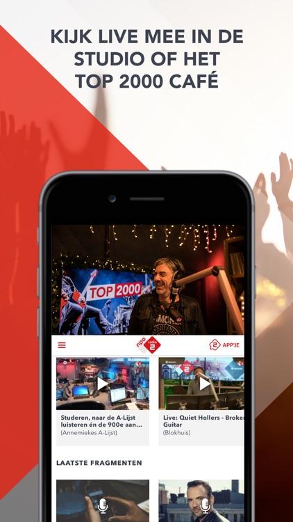 NPO Radio 2 – Top 2000 screenshot-3