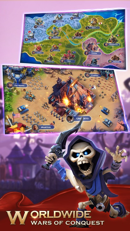 Art of Conquest (AoC) screenshot-4