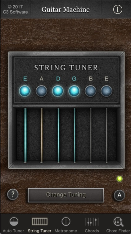 Guitar Machine - SteamPunk Guitar Tools screenshot-3