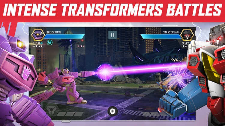 TRANSFORMERS: Forged to Fight screenshot-0