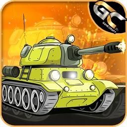 Hill of Tanks : Tank Battle