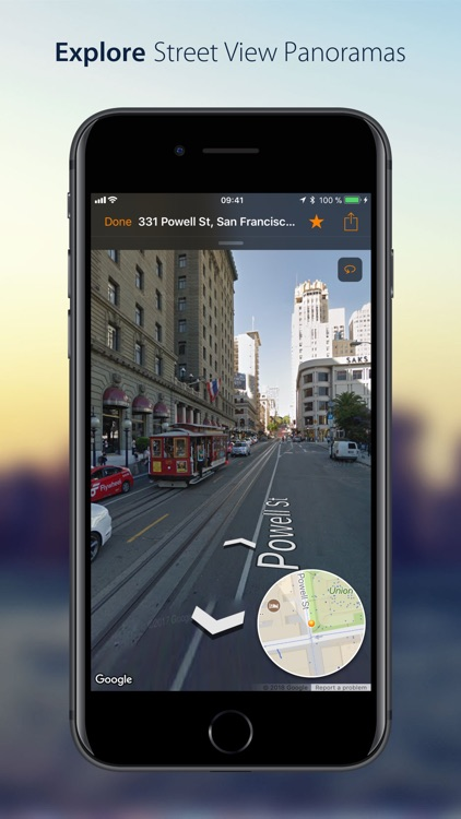 Streets App screenshot-0