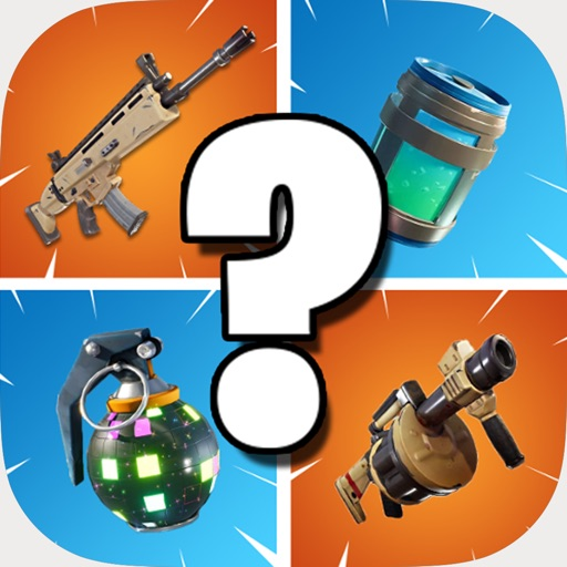 Quiz For Fortnite : Weapons by El Houssain Ouyahiya