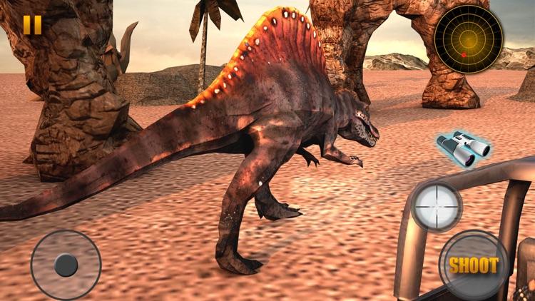 Dinosaur 3D Hunting Game 2018