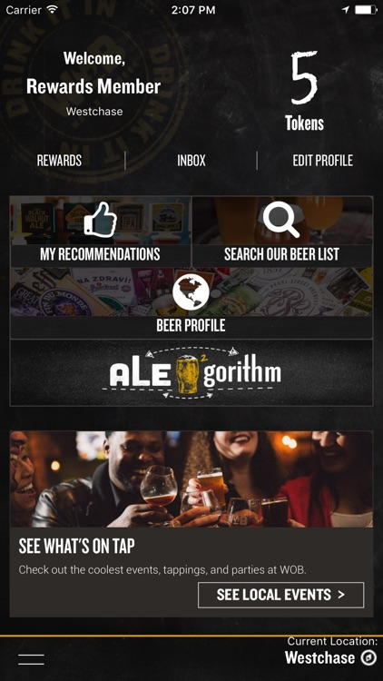 World of Beer Mobile screenshot-0