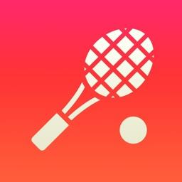Tennis • Scoreboard
