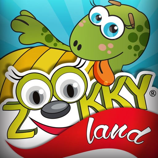 Zookky Land The Crazy Turtle