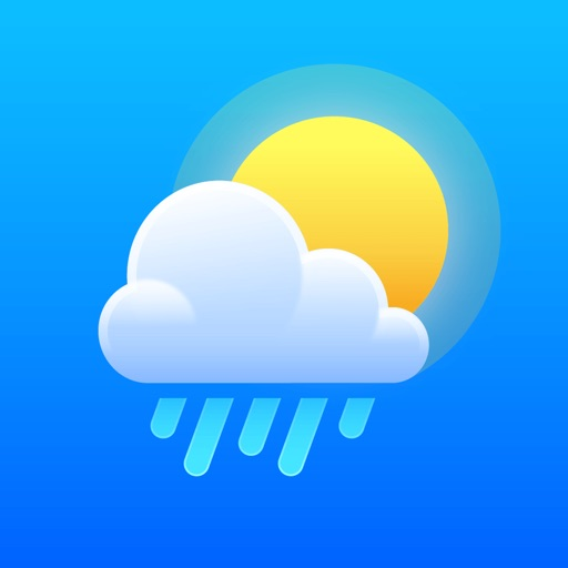 Weather' app for ipad