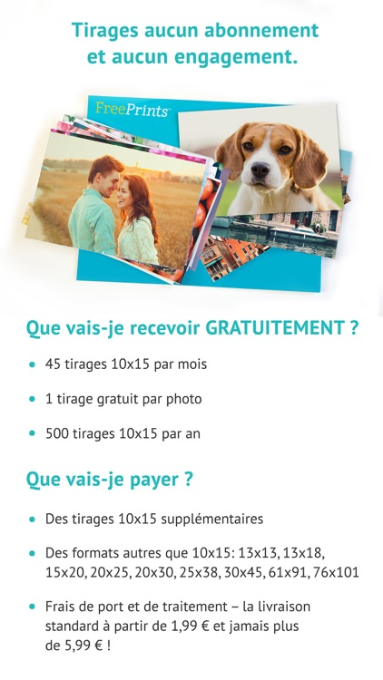 FreePrints - Photos gratuites screenshot-4