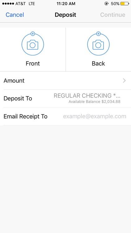 Fidelity National Bank AR screenshot-3