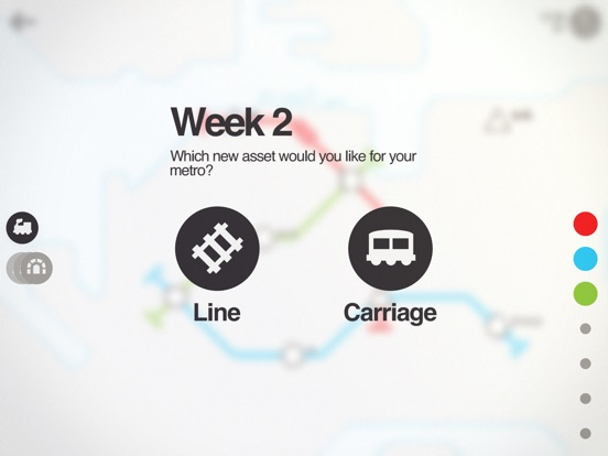 Screenshot #4 for Mini Metro