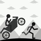 Stickman Bike Destruction icon