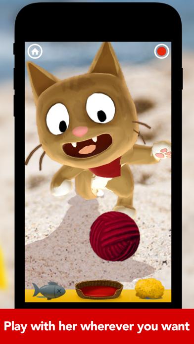 Fiete Cats AR screenshot two