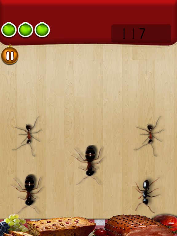 Ant Smasher Christmas by BCFG-ipad-2